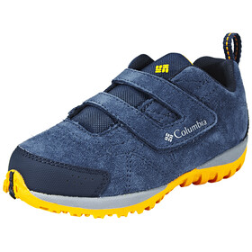 Columbia Venture Shoes Kids carbon/super solarize